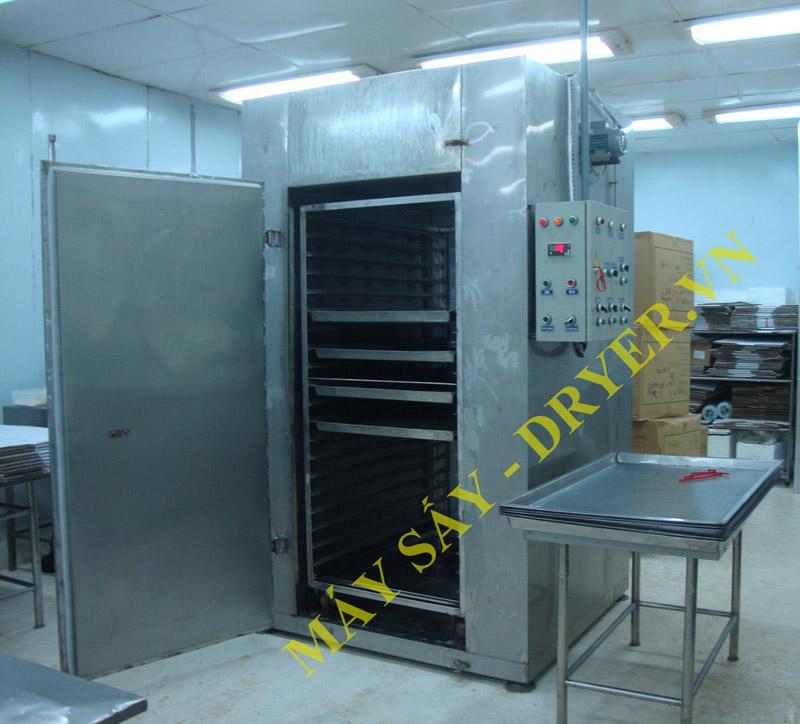 Máy sấy thực phẩm đa chức năng loại 20 khay 2013
